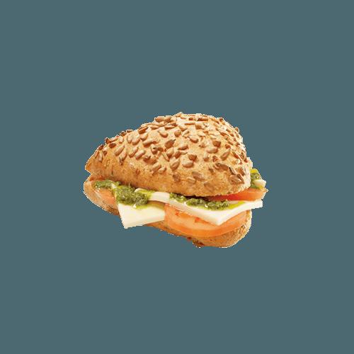 Broodje mozzarella