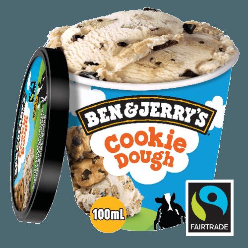 Ben & Jerry's Cookie Dough 100ml