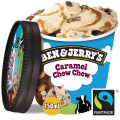 Ben & Jerry's Caramel Chew Chew (150ml)