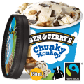 Ben & Jerry's Chunky Monkey (150ml)