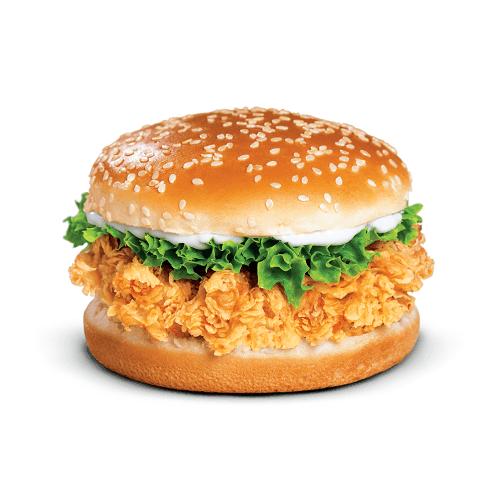 Chicking crunchy