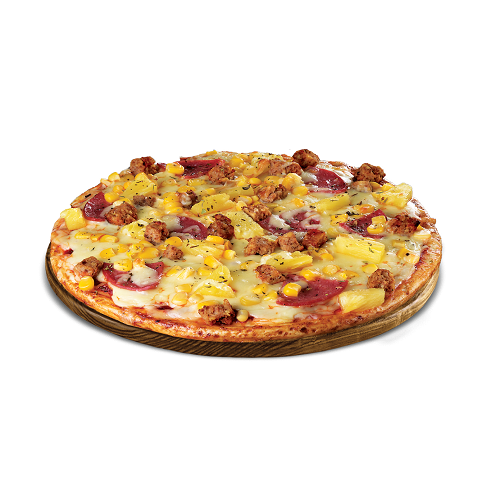 Pizza royal supreme