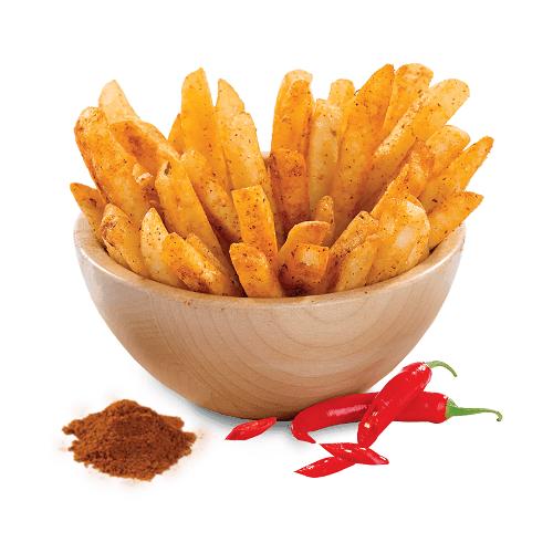Tandoori frites