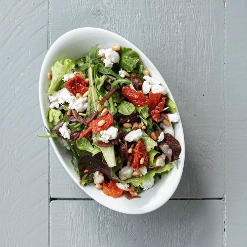 Salade geitenkaas