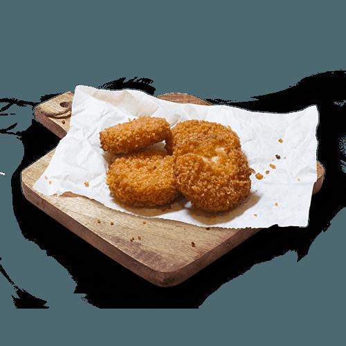 Gouda Cheese Nuggets