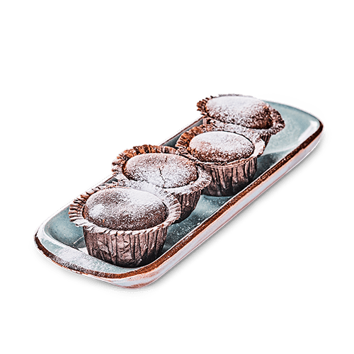 Hot Choco Cakes