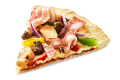 Pizza BBQ Mixed-Grill