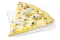 Pizza Four Cheese