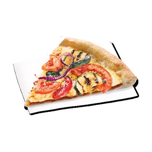 Pizza Vegan Roasted Veggi