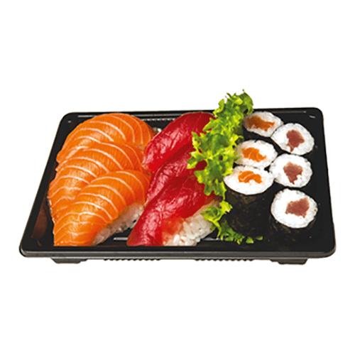 Sushi zalm en tonijn (12 stuks)