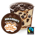 Ben & Jerry's Salted Caramel Brownie (470ml)