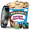 Ben & Jerry's Caramel Chew Chew (500ml)