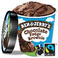 Ben & Jerry's Chocolate Fudge Brownie (500ml)