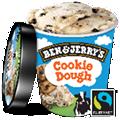 Ben & Jerry's Cookie Dough (500ml)