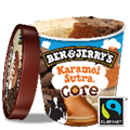 Ben & Jerry's Karamel Sutra (500 ml)