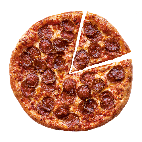Double Pepperoni Pizza