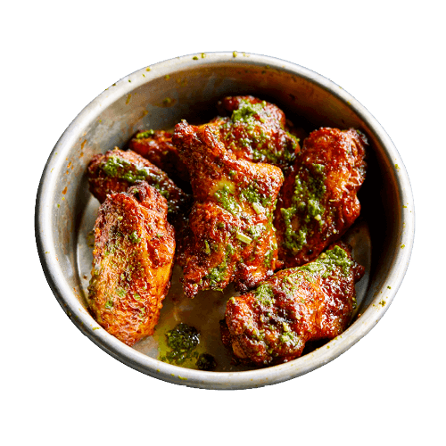 Pesto Wings