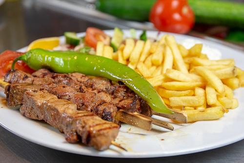 Çöp Şiş Kebab