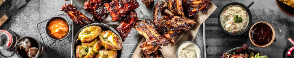 Ribs for Two