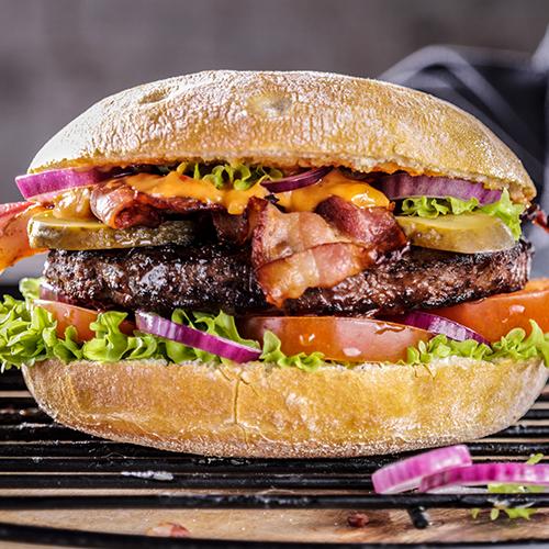 Bacon Burger Los