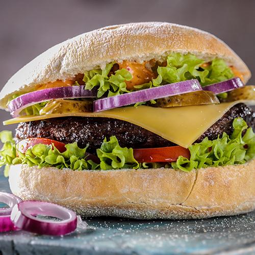 Cheese Burger Los
