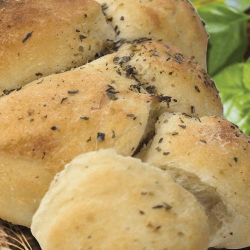 Italiaans plukbrood