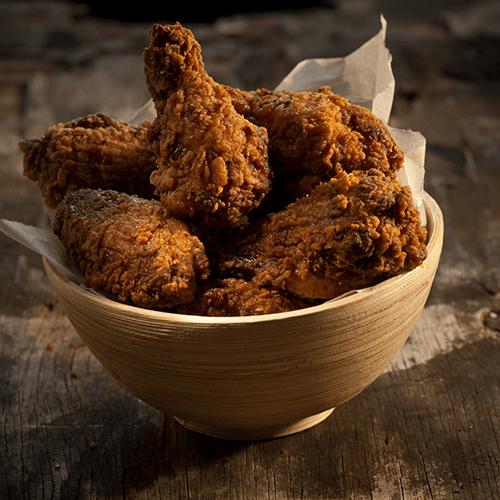 Chicken Wings 5 stuks met saus