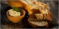 Stokbrood met kruidenboter