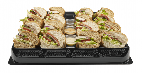 Subway Classic Platter