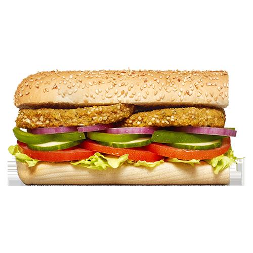 Vegan supreme 30cm menu