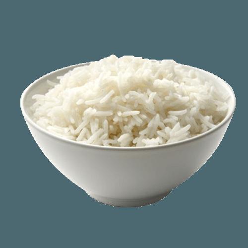 Portie rijst