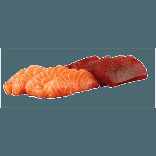 Sashimi menu 1 persoon (20 stuks)