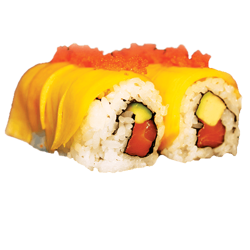 Soft shell rolls Mango