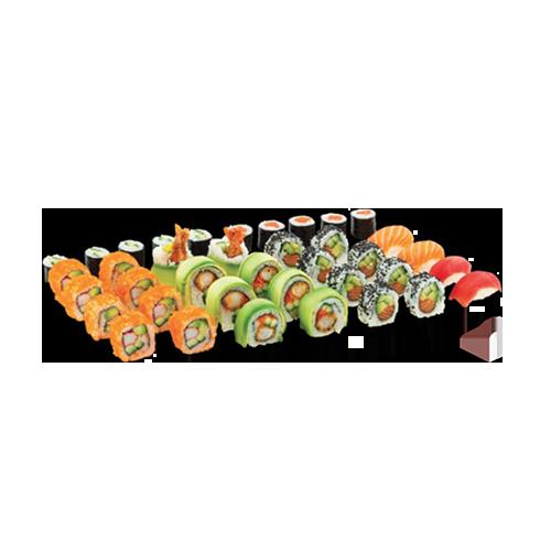 Super sushi menu (40 stuks)