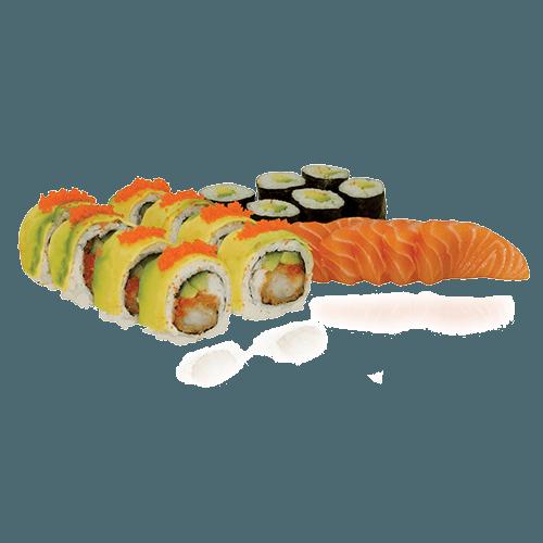 Sushi de Luxe