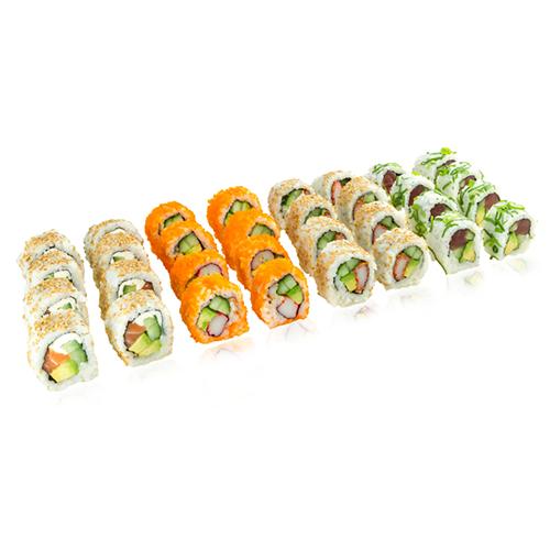 Uramaki menu 2 Personen