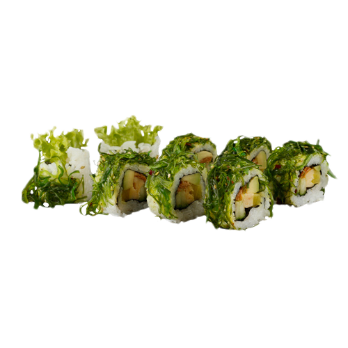 Uramaki seaweed
