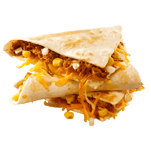 Pulled Beef Quesadilla