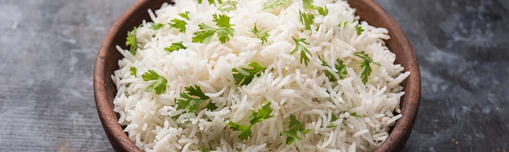 Vietnamese rijst maaltijden