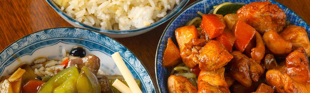 Stel je eigen rijsttafel samen