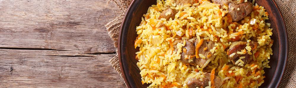 Indische gerechten