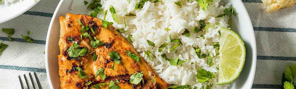 Tandoori gerechten