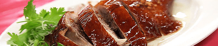 Kantonese/Szechuanese gerechten