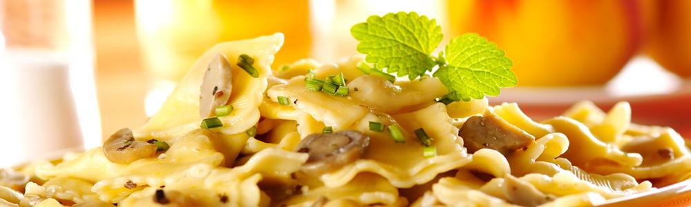 Gevulde pasta's