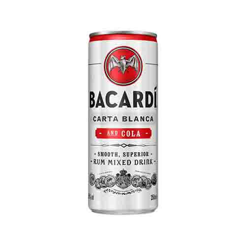 Bacardi Cola Mix
