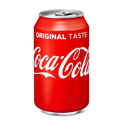 Coca-Cola blik 250 ml