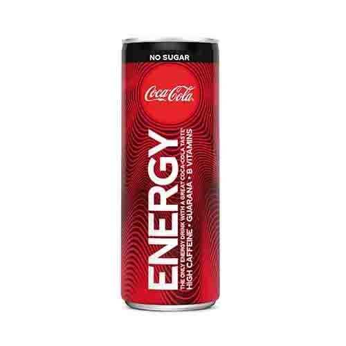 Coca-Cola energy zero