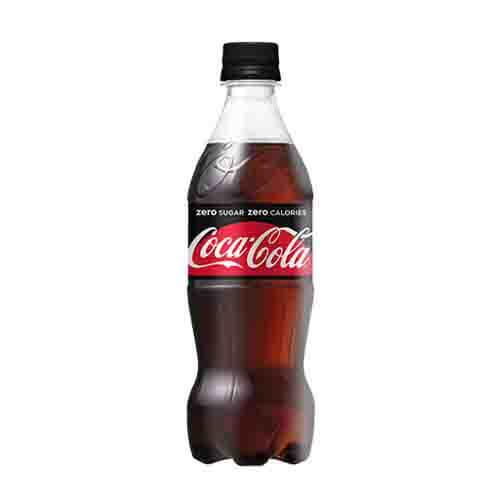Coca-Cola zero (flesje)
