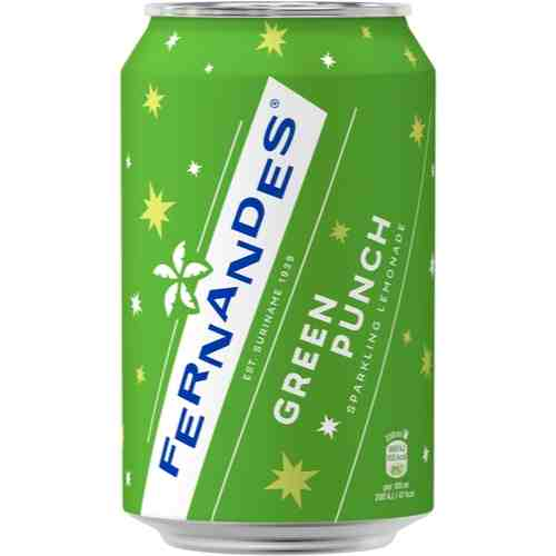 Fernandez green punch (groen)
