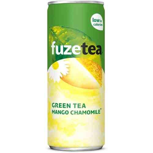 FuzeTea Green tea Mango Chamomile
